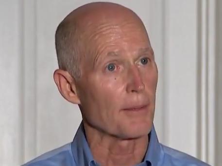 "Rick Scott: ""Rampant Fraud"" In Senate Election Process"