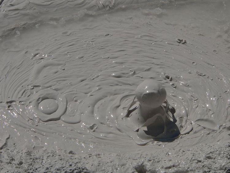 """Slow-Moving Disaster"" Mud Pot Crawling Across California"