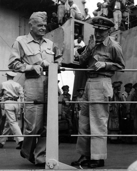 """An Assessment of U.S. Navy Admiral William F. """"Bull"""" Halsey's Options at Leyte Gulf"""