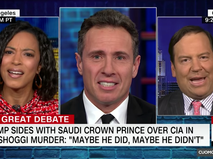 CNN s Angela Rye vs. CNN s Steve Cortes on Death Threats To Press ... 104634950c