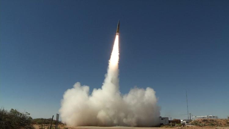 Army Sets 2023 Hypersonic Flight Test; Strategic Cannon Advances