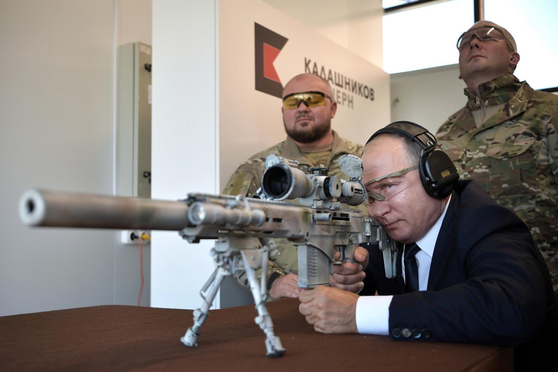 Meet the Chukavin, Russia's New Sniper Rifle   RealClearDefense
