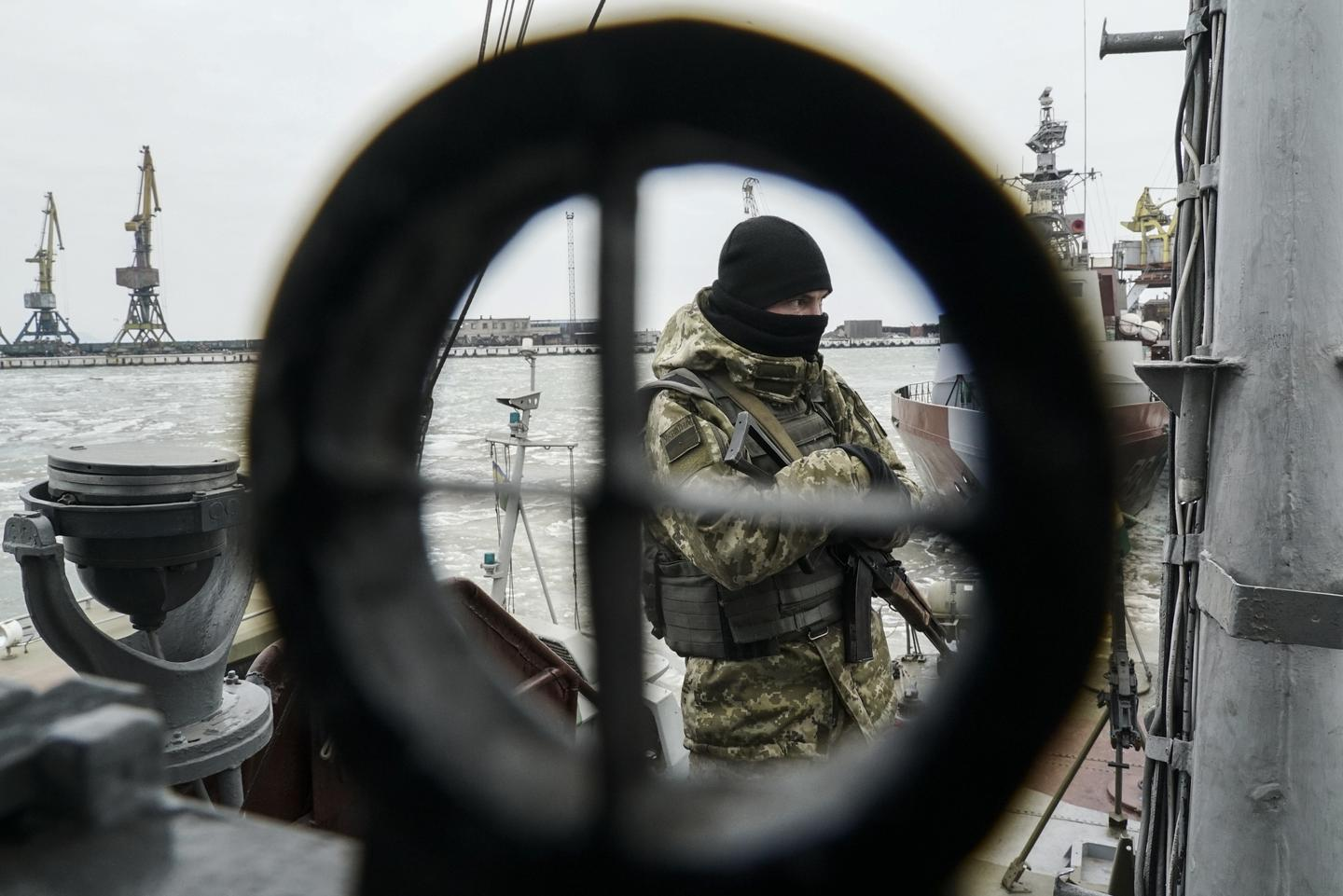Martial Law in Ukraine: A Rehearsal for War