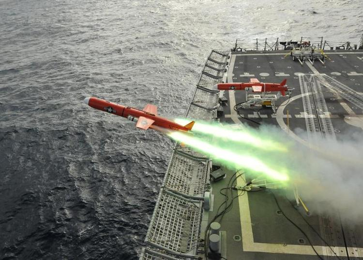 The Navy Wants Amazing Swarm Weapons