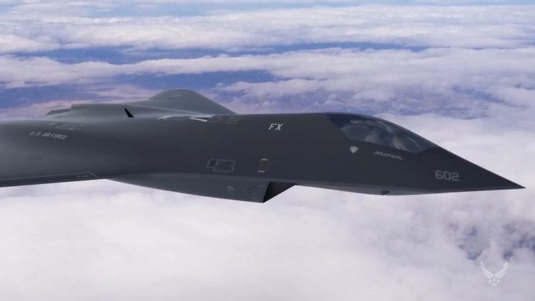 Air Force's Radical Plan for a Future Fighter Could Field a Jet in 5 Years