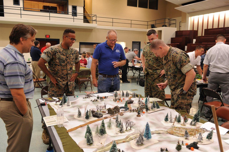 Wargaming Has a Place, But Is No Panacea for PME