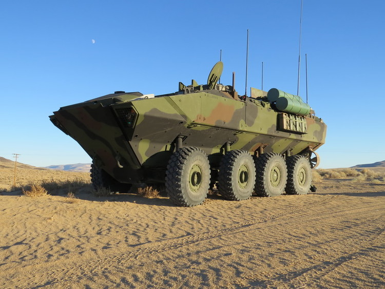The Wisdom of the Amphibious Combat Vehicle
