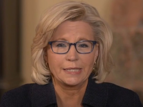"""Rep. Liz Cheney: """"What's Immoral Is Not To Secure Our ..."""