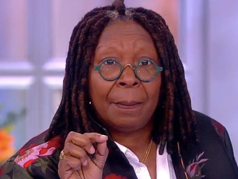 Whoopi Goldberg to Ocasio-Cortez: Stop