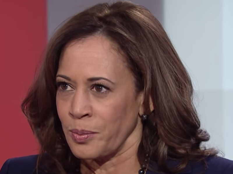 "Kamala Harris: $5.6 Billion Can Be Spent On ""Issues That Impact"" Americans, Not Trump's ""Vanity Project"""