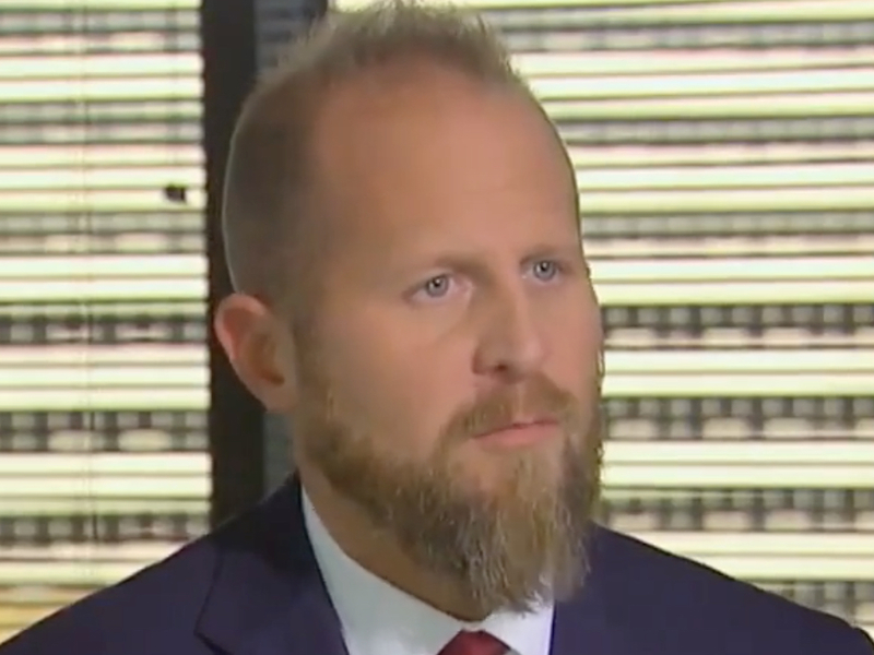 Parscale: The Number One Reason People Will Vote For Trump Is Because Of Border Security Stance