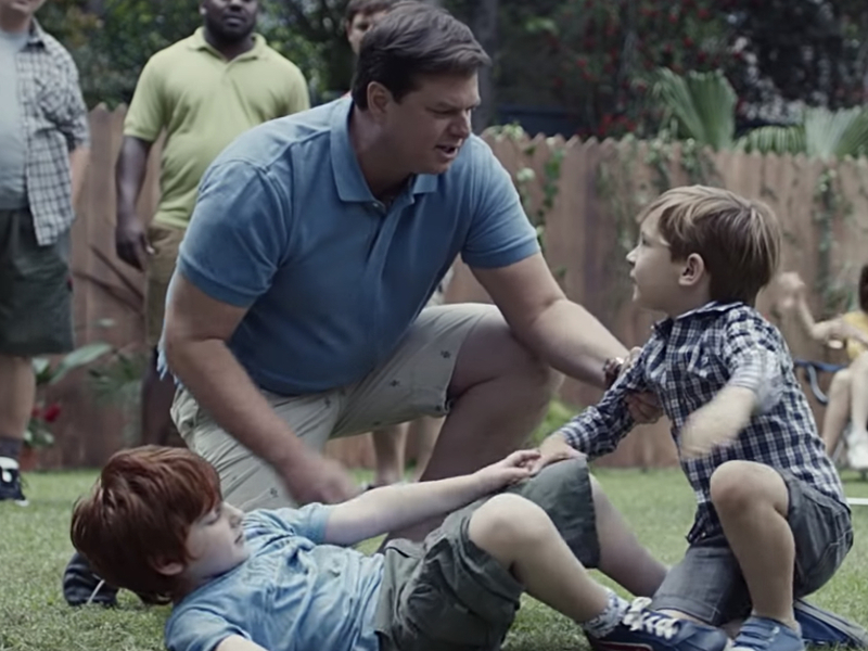New Gillette Ad Tackles 'Toxic Masculinity,' #MeToo: