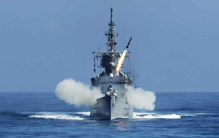 'At Any Cost': China Warns U.S. Navy Over Taiwan