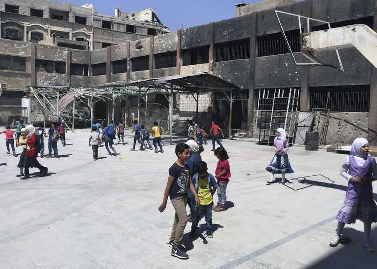What Syria Stands to Lose