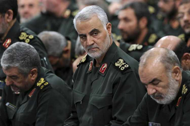 Iran's Deadly Puppet Master