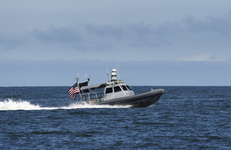 Navy to Test 'Ghost Fleet' Attack Drone Boats in War Scenarios