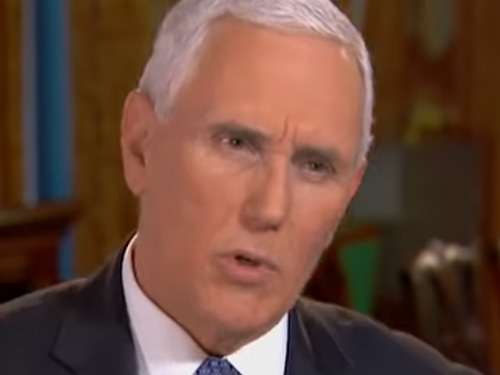 Mike Pence on Venezuela: