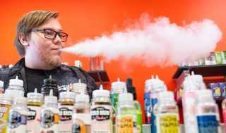 Changing Patterns of First E-Cigarette Flavor Used and Current Flavors Used by 20,836 Adult Frequent E-Cig Users