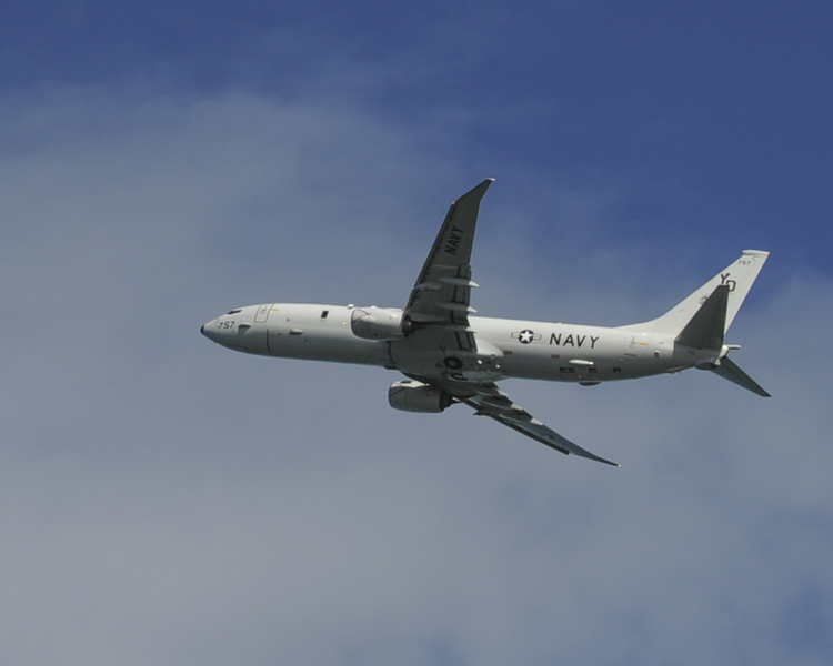 Navy Boosts P-8A Poseidon Fleet to Track Chinese Nuke Subs