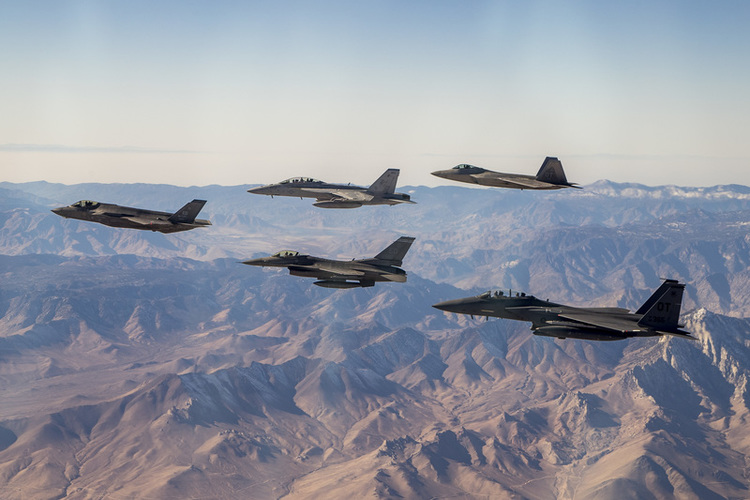 Pentagon: We're Buying Boeing F-15s to Keep 2 Fighter Makers in Business
