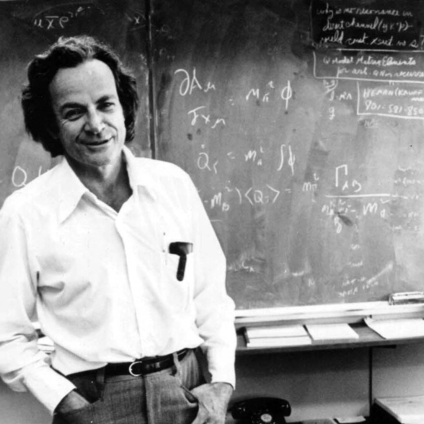 Richard Feynman Was Wrong About Beauty and Truth in Science