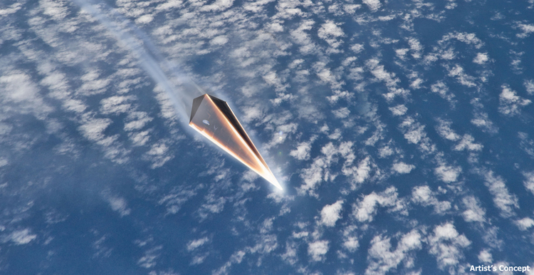Two DARPA Hypersonic Vehicles 'On Track' to Fly in 2019