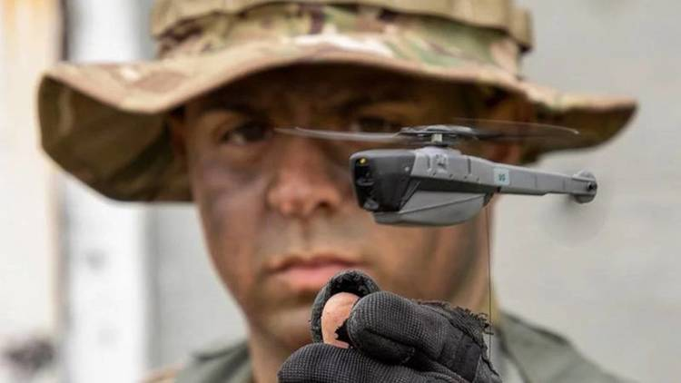 Black Hornet Drone Will Change Army Ops Forever