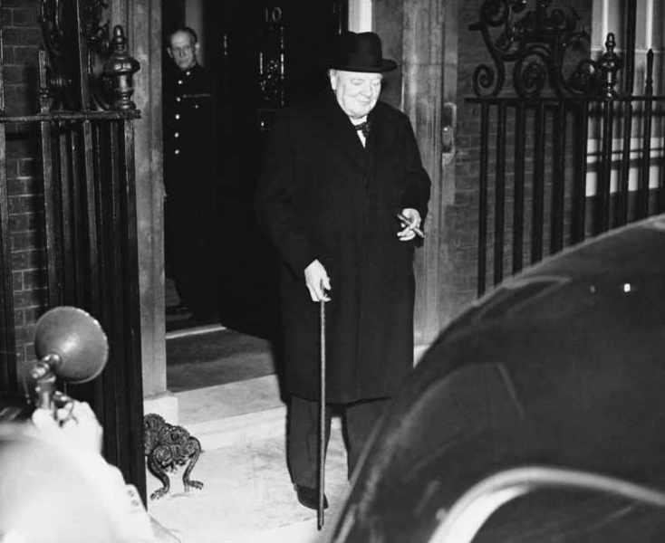 An Artist's Churchill