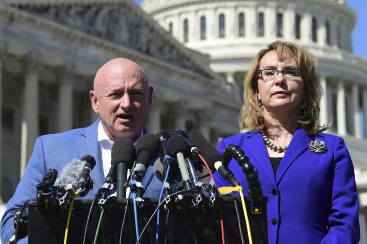 Mark Kelly Announces Run for Senate Seat in Arizona ...