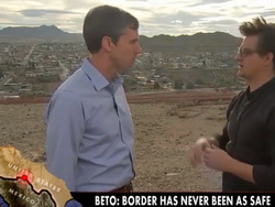 "Beto O'Rourke: I Would ""Absolutely Take The Wall Down"" In El Paso"