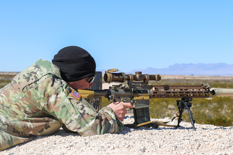 New Army Rifle Offers More Versatility in Combat