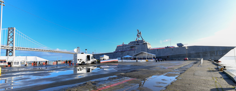 USS Tulsa Commissioned as the U.S. Navy's Newest Warship