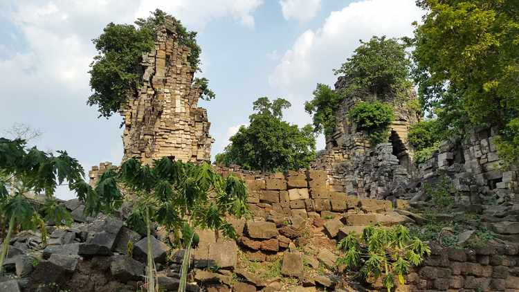 Laser Scans Uncover Early Capital of the Khmer Empire