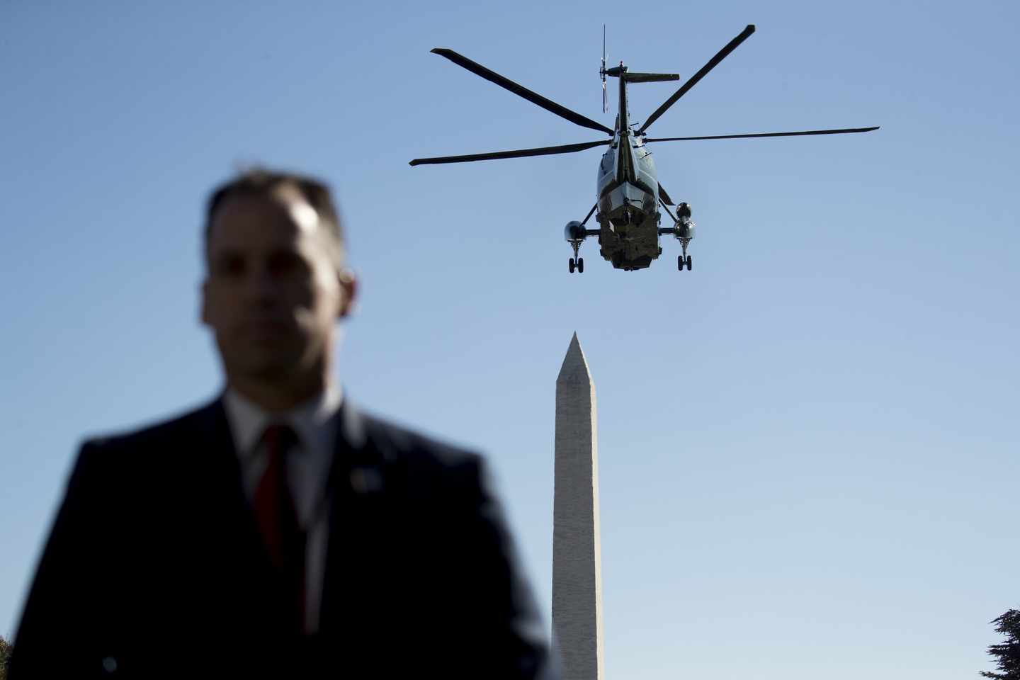 Anti-Trump Secret Service Agent Leaving With Pay, Pension