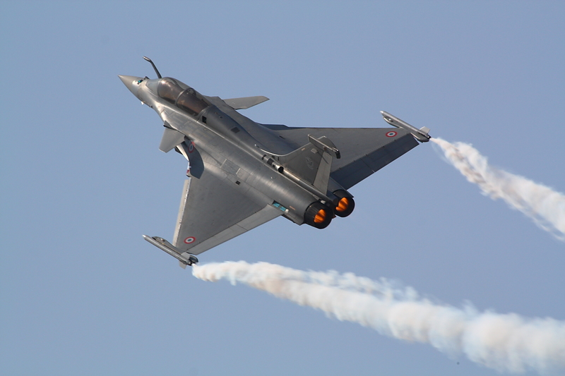 India's Wobbly Quest for Fighter Aircraft