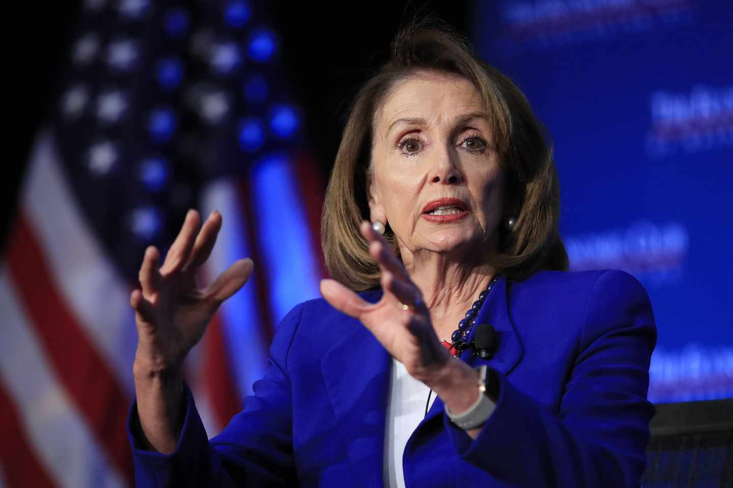 Pelosi Wisely Denies Dems a Path to Impeachment -- for Now