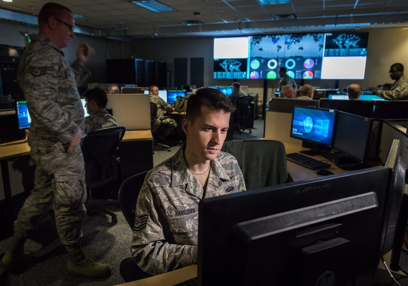 U.S. Military Steps up Cyberwarfare Effort