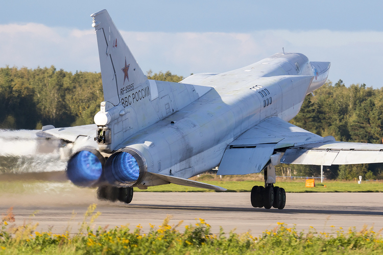 Russia Deploys Nuclear-Capable Bombers to Crimea