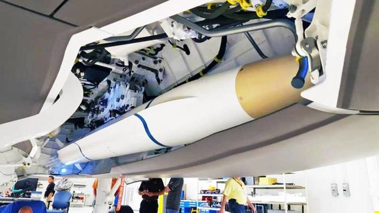 USAF to Turn Navy Missile Into High-Speed Critical Strike Weapon