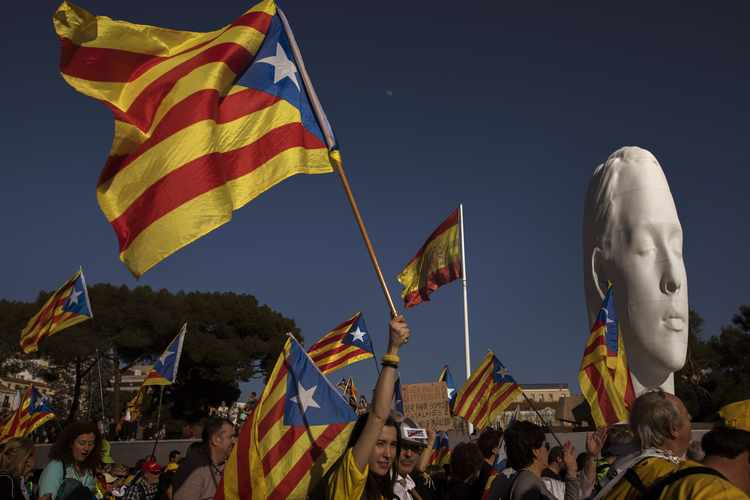 Catalan Independence Trial Widens Spain's Divides