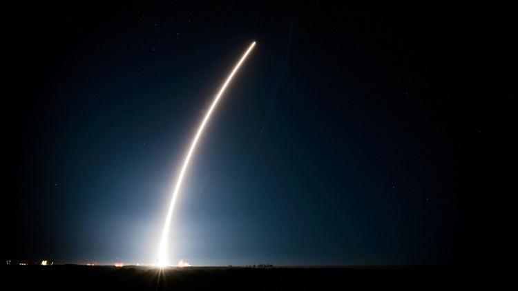 America Seeks Faster Ways to Launch Military Satellites