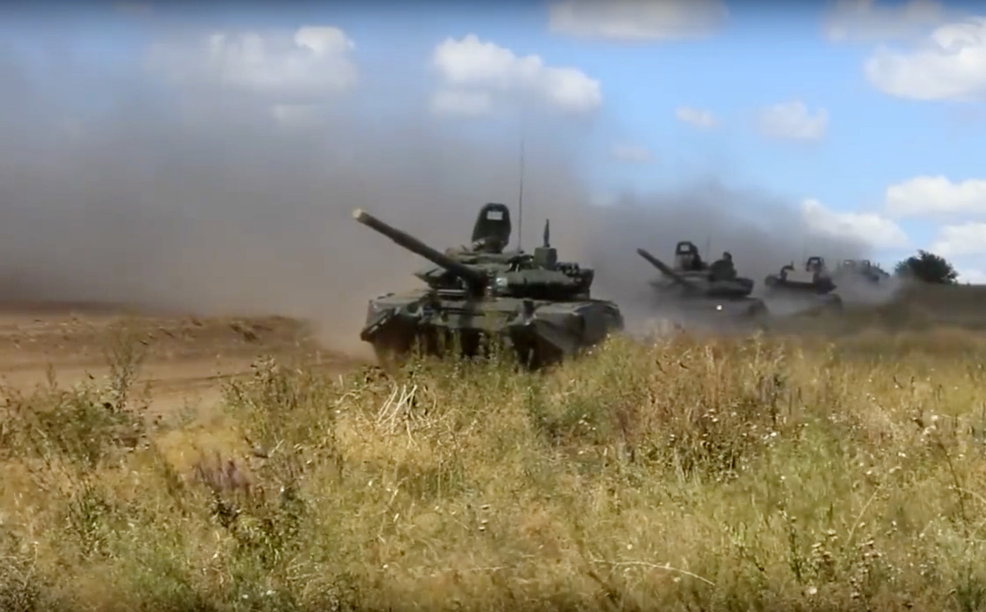 Moscow Increasingly Ready for Major Military Confrontation