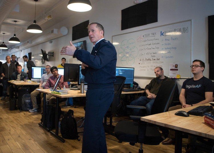 DoD Looks at Air Force Successes as it Revamps Software Acquisition