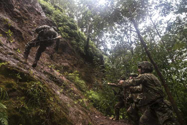 Rising China Driving U.S. Army's New Game Plan in the Pacific