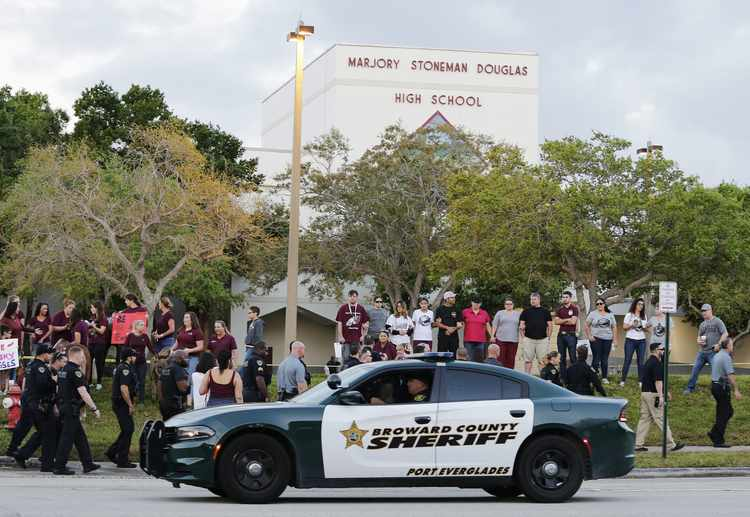 Post-Parkland, Schools Are Creating Their Own Police Departments