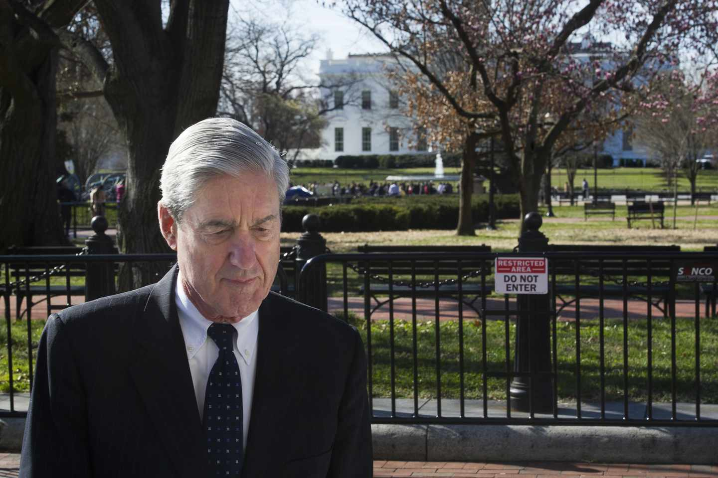 GOP Fears Mueller's Collusion Bias Lives On in Final Report
