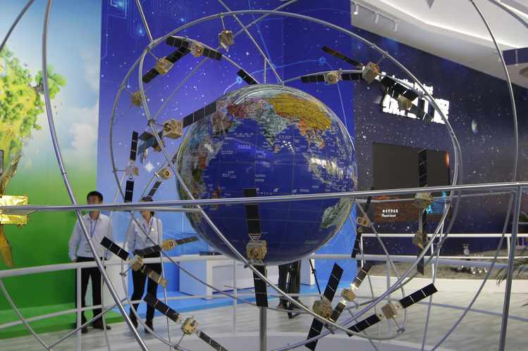 China's Space Denial Weapons