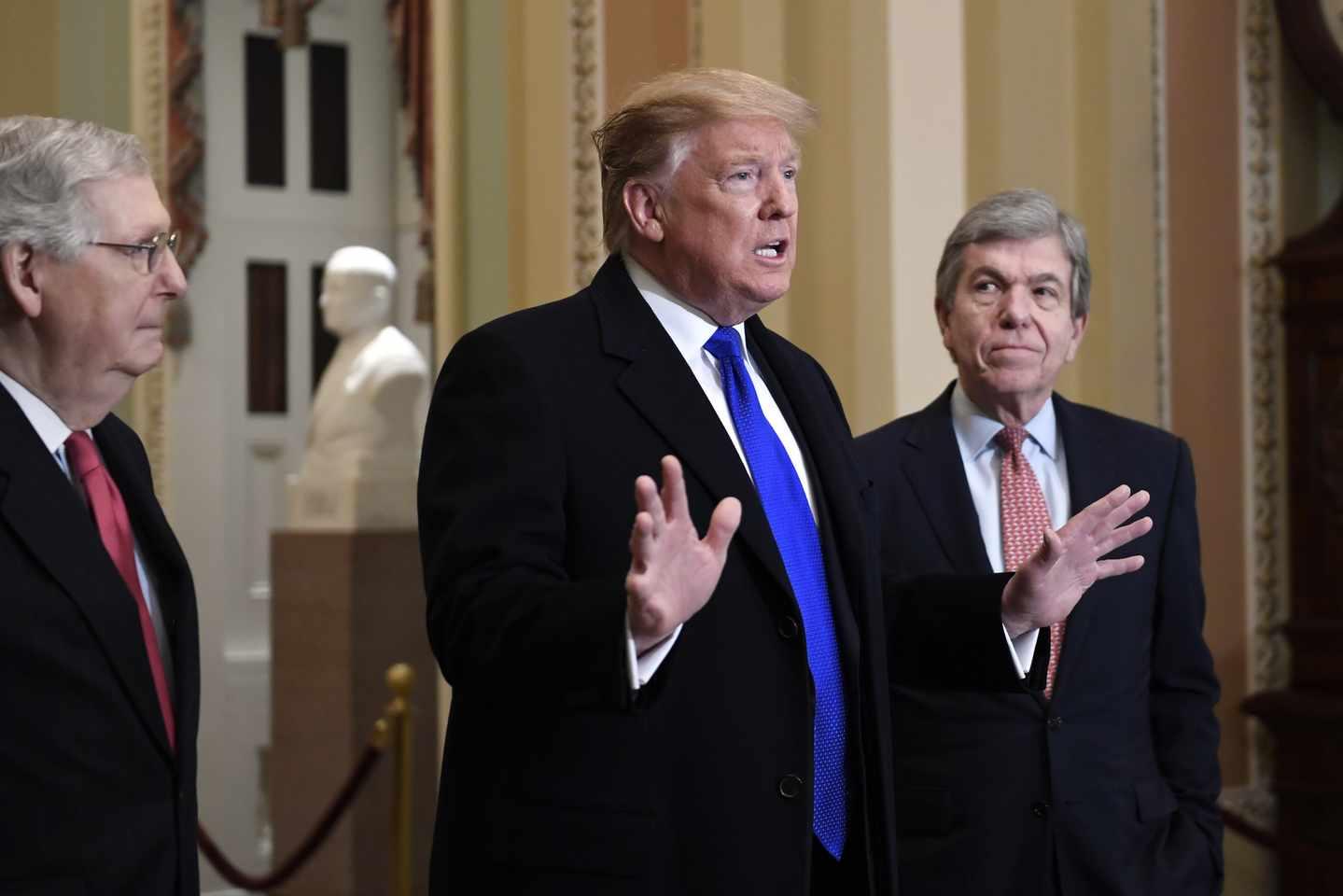Memo to Trump's Foes: Buck Up!