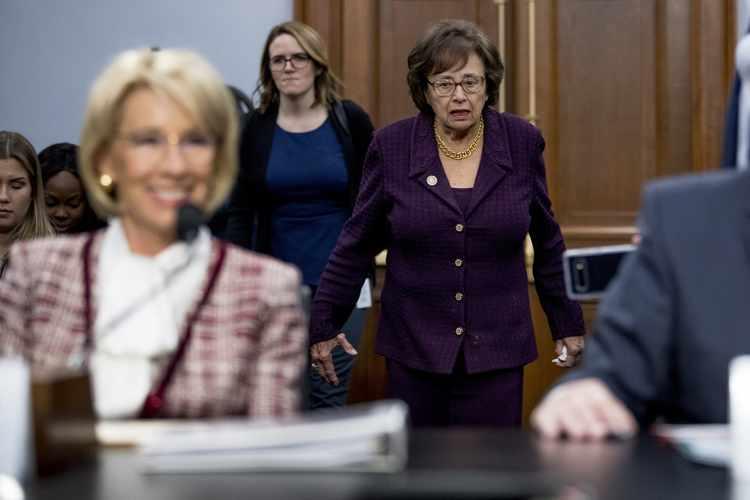 Betsy DeVos: The Democrats' Favorite Piñata
