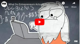 What Do Entrepreneurs Actually Do?